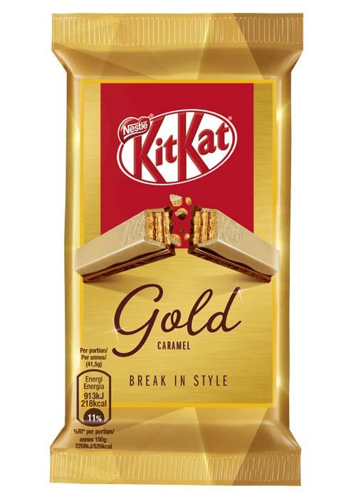 Bild av KitKat Gold 41,5g