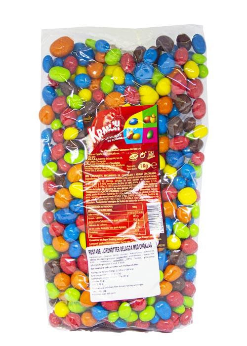 Rainbow Peanuts 1kg
