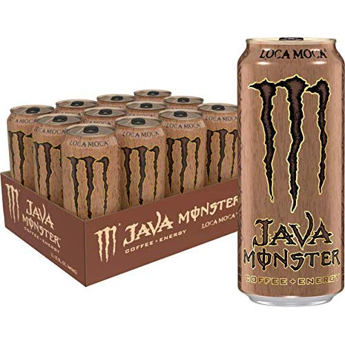 Monster Loca Moca 443ml x 12st