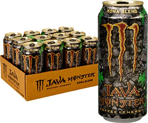 Monster Java Kona Blend 443ml x 12st