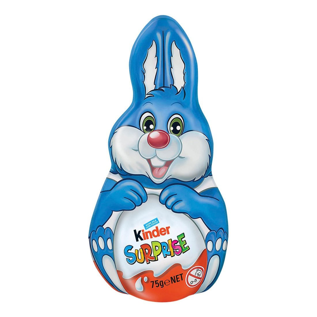 Bild av Kinder Surprise Bunny Blue 75g