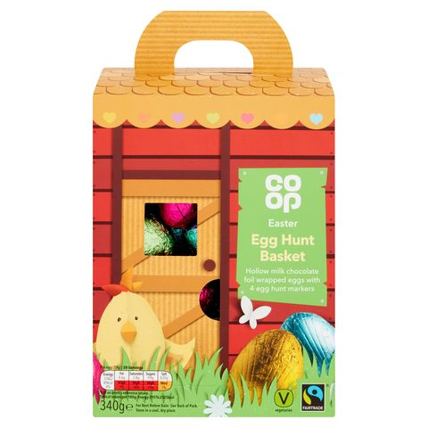Co-op Easter Egg Hunt Kit 340g