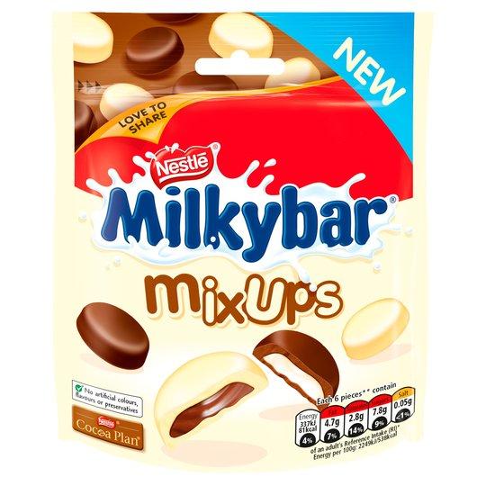 Bild av Nestle Milkybar Mix Ups 95g