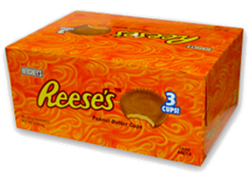 Reeses Peanut Butter Cups - 40st