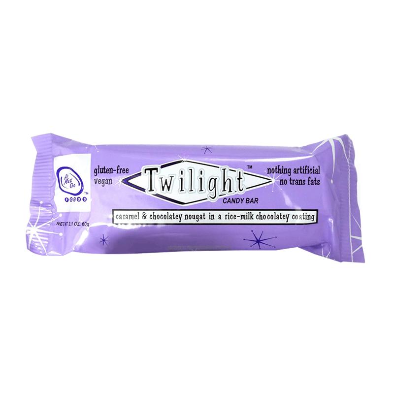 Go Max Go Twilight Vegan Candy Bar 60g
