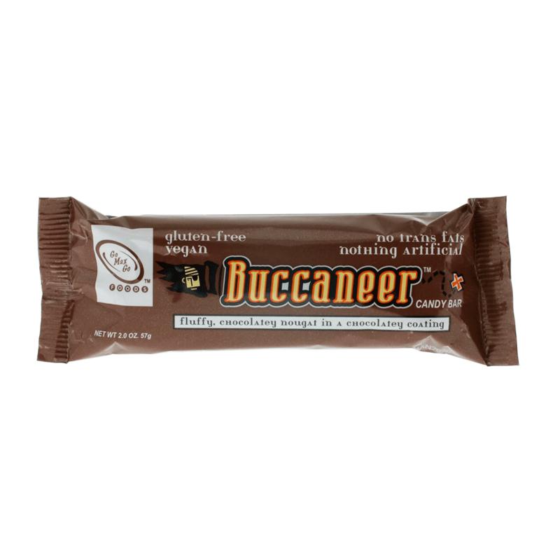 Go Max Go Buccaneer Vegan Candy Bar 57g