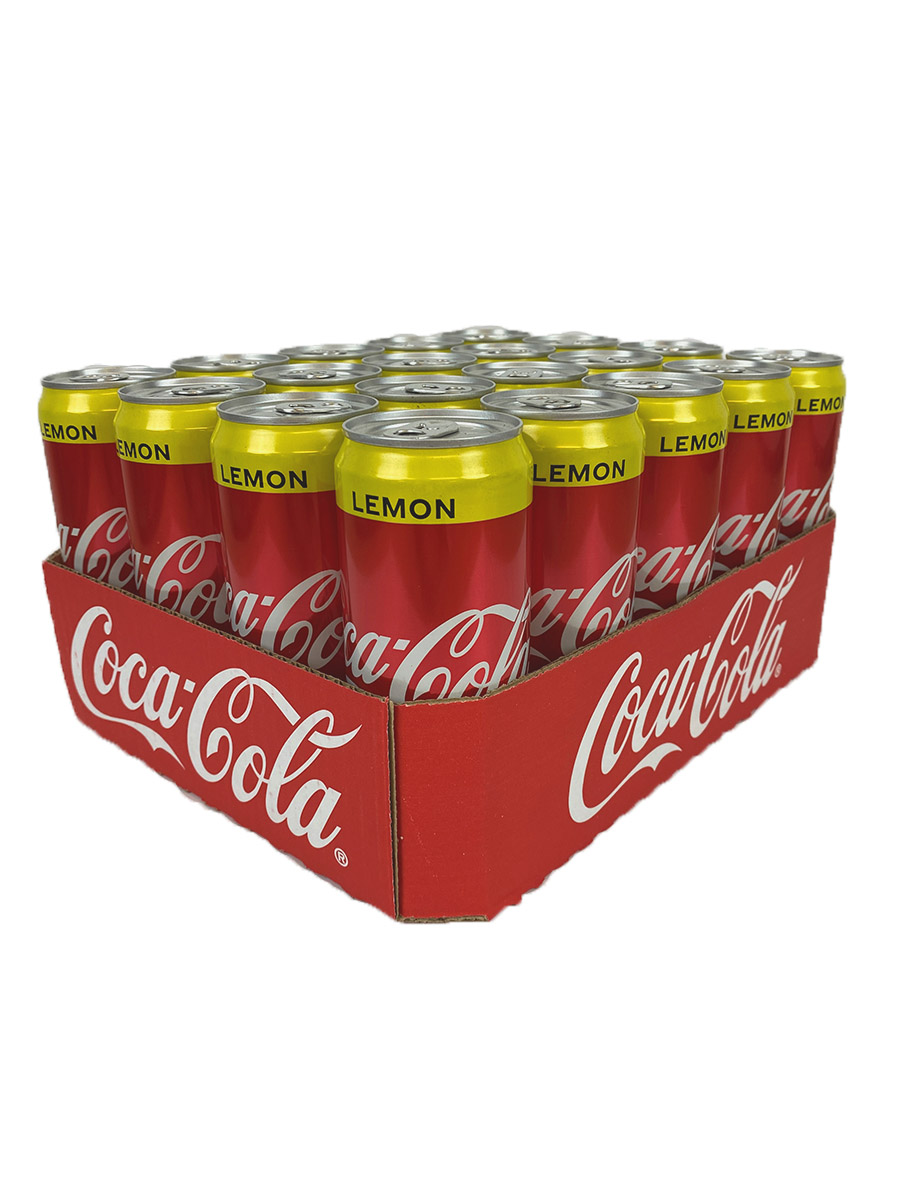 Coca-Cola Lemon 33cl x 20st