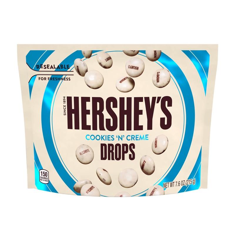 Bild av Hersheys Cookie n Creme Drops 215g