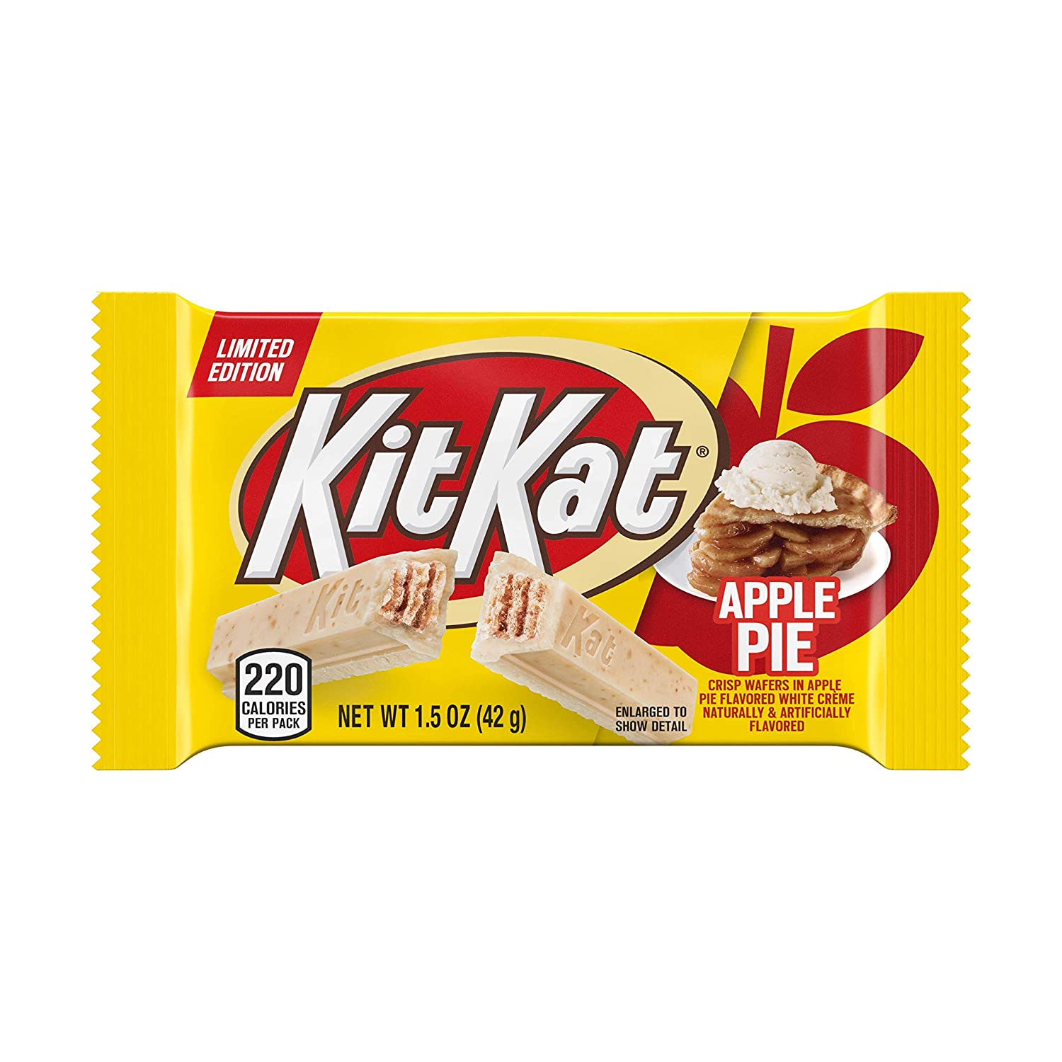 Bild av KitKat Apple Pie 51g
