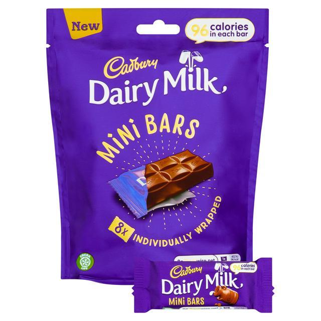 Bild av Cadbury Mini Bars 144g