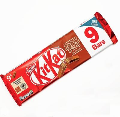Bild av Kitkat Hazelnut 9-pack 186g