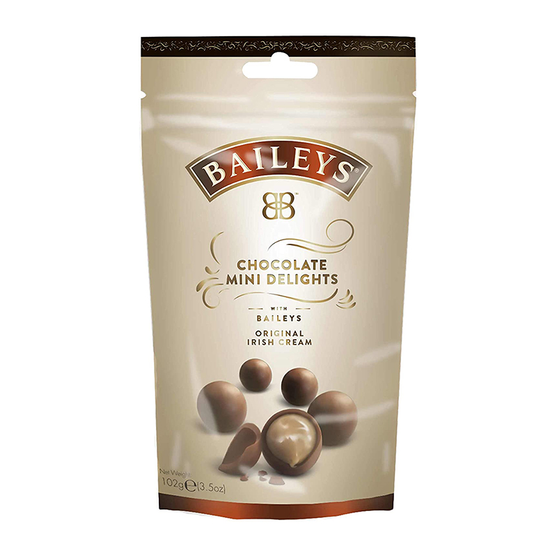 Baileys chocolate mini delights 102g