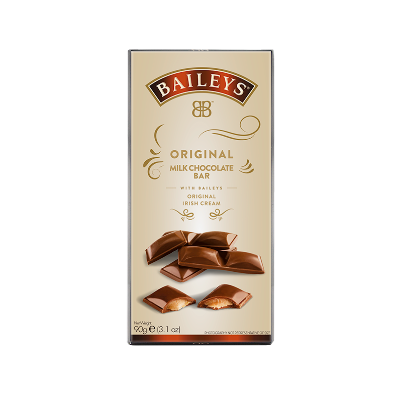 Baileys Original Milk Chocolate Bar 90g