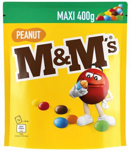 M&Ms Peanut 400g