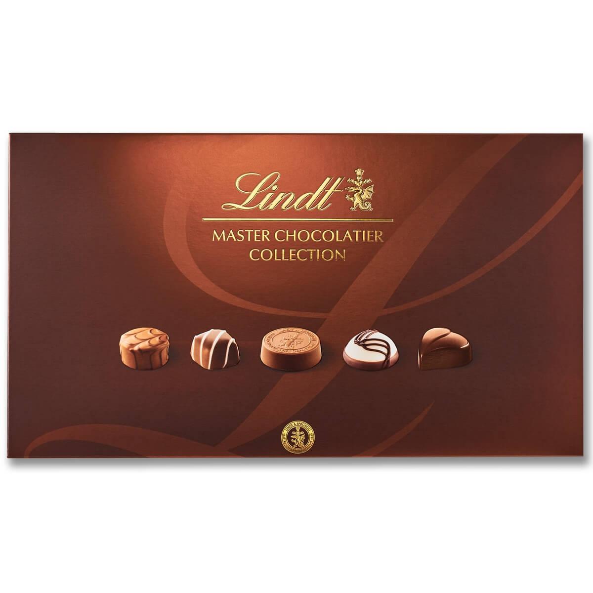 Bild av Lindt Master Chocolatier Collection 320g