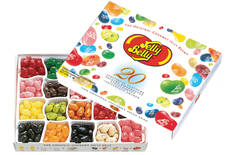 Jelly Belly Gift Box 20 smaker