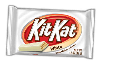 Bild av Kit Kat White Chocolate Bar