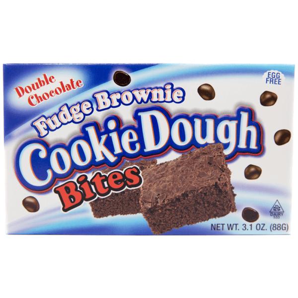 Bild av Fudge Brownie Cookie Dough Bites 88g