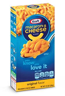 kraft macaroni and cheese sverige