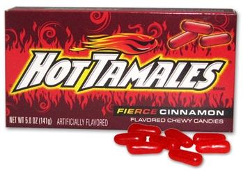 Hot Tamales Theatre Box 141g