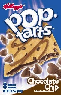 Kelloggs Pop-Tarts Chocolate Chip