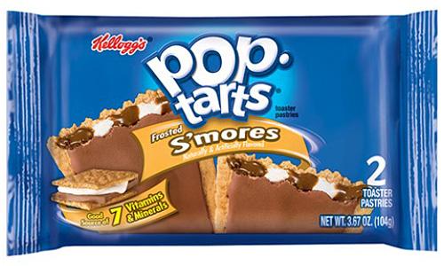 Kelloggs Pop-Tarts 2-pack Smores