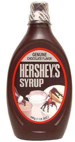 Hersheys Chocolate Syrup 680