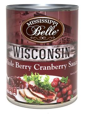 MB Whole Cranberry Sauce 397gram