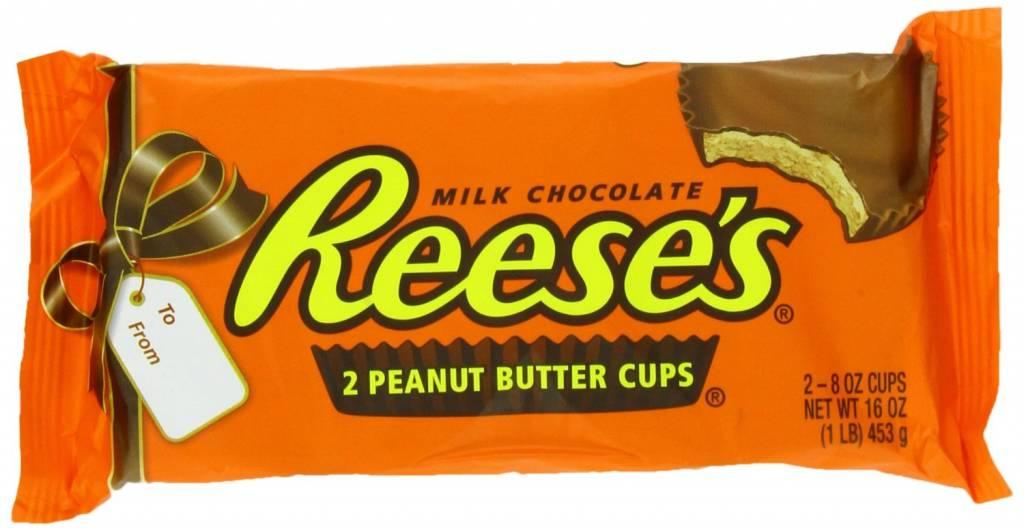 Bild av Reeses Giant Peanut Butter Cup Gift Pack 453 gram