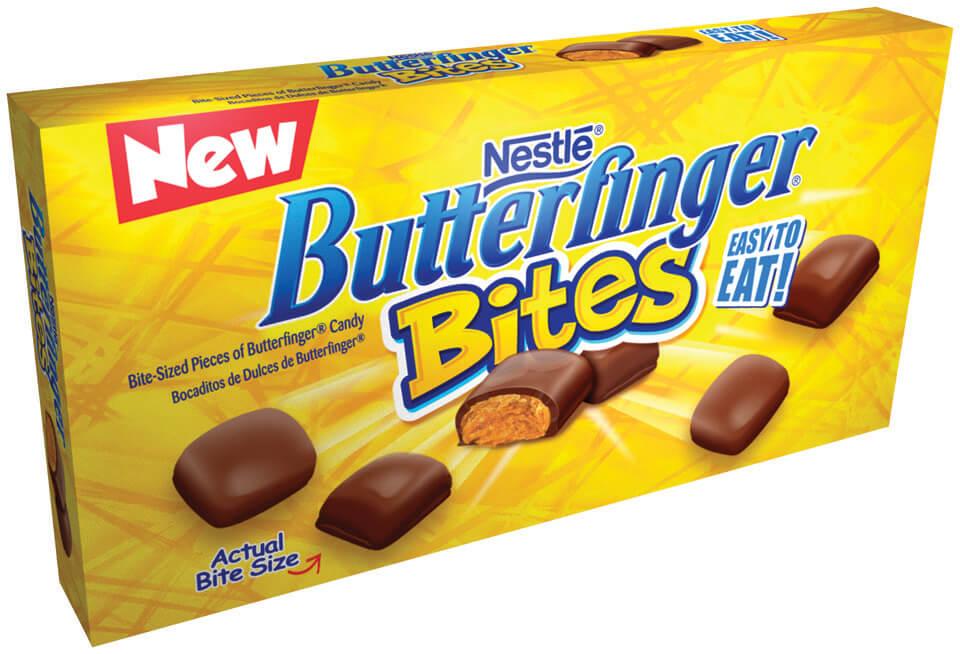 Bild av Butterfinger Bites Box 99gram