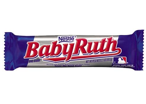 Bild av Nestle Baby Ruth 59.5gram