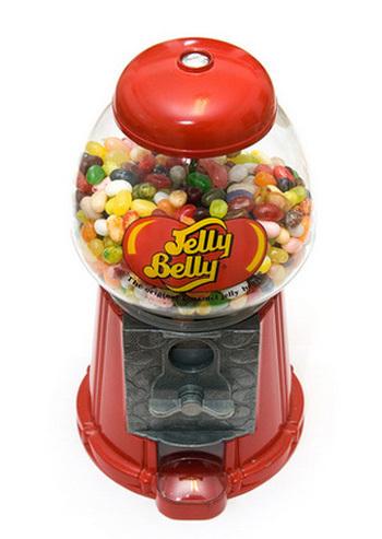 Jelly Belly Bönmaskin