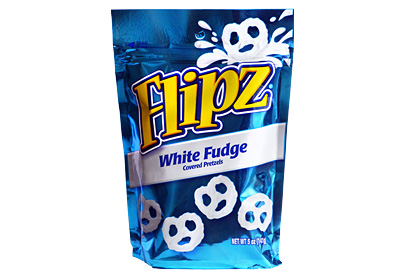 White Fudge Pretzel Flipz 141gram