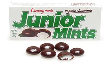 Bild av Junior Mints 52gram