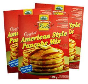 MB Old Fashioned Pancake Mix 1kg