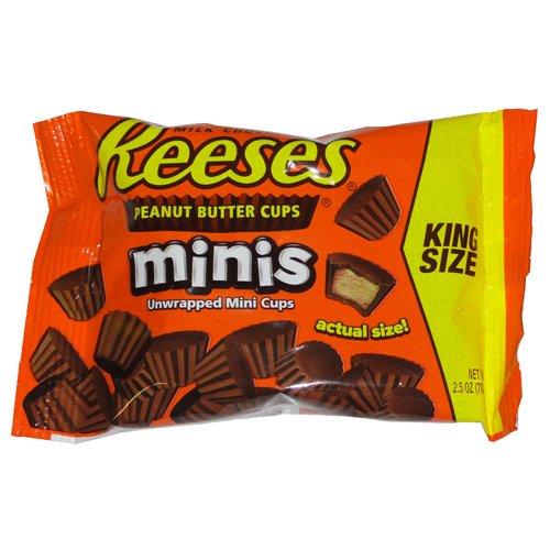 Bild av Reeses Kingsize Minis 70gram