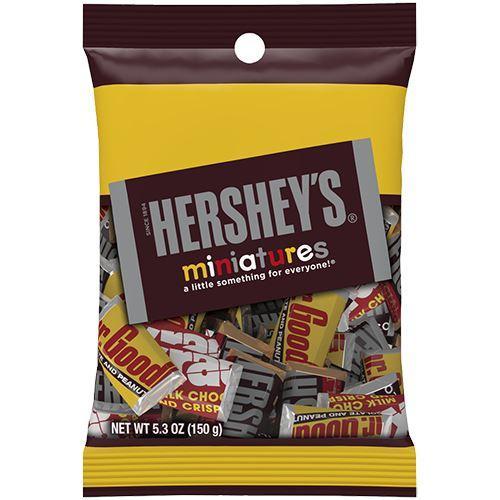 Bild av Hersheys Miniatures Bag 150g
