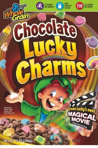 Lucky Charms Chocolate 340gram