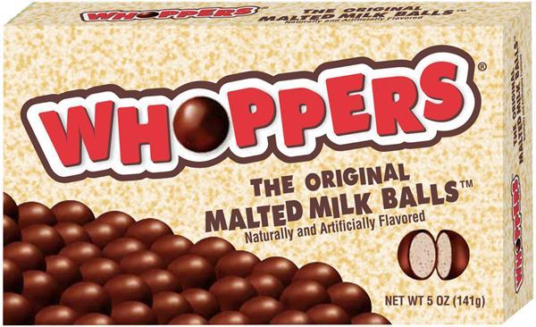 Bild av Whoppers Milk Balls 141gram